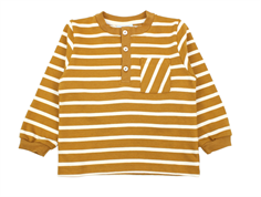 Noa Noa Miniature bluse sudan brown stripe